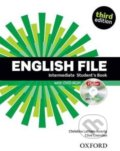 English File - Intermediate: Student's Book with DVD-ROM - Christina Latham-Koenig