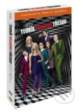 Teorie velkého třesku 6.série - James Burrows, Ted Wass, Andrew D. Weyman, Joel Murray