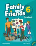 Family and Friends 6 - Classbook - Jenny Quintana