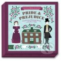 Pride and Prejudice (A BabyLit toy) - Jennifer Adams, Alison Oliver