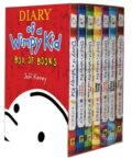 Diary of a Wimpy Kid (Box Set) - Jeff Kinney