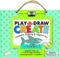 Play, draw, create: Ocean -