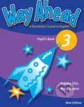Way Ahead 3 - Pupil's Book - Printha Ellis, Mary Bowen