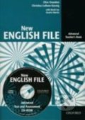 New English File - Advanced - Teacher's Book -