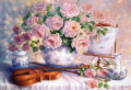 Roses for the Soiree - Trisha Hardwick