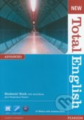 New Total English - Advanced - Student's Book - J.J. Wilson, Antonia Clare