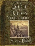 The Lord of the Rings Sketchbook - Alan Lee
