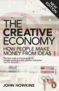 The Creative Economy - John Howkins