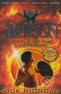 Percy Jackson and the Battle of the Labyrinth - Rick Riordan
