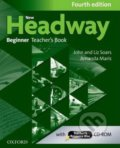 New Headway - Beginner - Teacher's Book - John Soars, Liz Soars