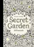 Secret Garden: 20 Postcards - Johanna Basford