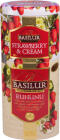 Strawberry & Cream + Ruhunu -