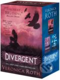 Divergent Trilogy (Boxed Set) - Veronica Roth