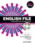 New English File - Intermediate Plus: Student's Book with DVD-ROM - Christina Latham-Koenig a kol.