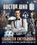 Doctor Who: Character Encyclopedia - Jason Loborik, Annabel Gibson, Moray Laining