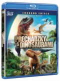 Prechádzky s dinosaurami 3D + 2D - Neil Nightingale, Barry Cook