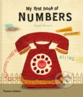 My First Book of Numbers - Àngels Navarro