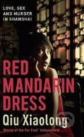 Red Mandarin Dress - Qiu Xiaolong