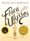 Flora and Ulysses - Kate DiCamillo