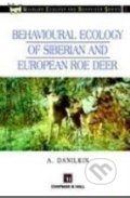 Behavioural Ecology of Siberian and European Roe Deer - A. Danilkin