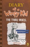 Diary of a Wimpy Kid: The Third Wheel - Jeff Kinney