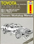 Toyota Corolla 1980-85 Owners Workshop Manual - Ian Coomber