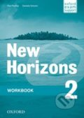 New Horizons 2: Workbook - Paul Radley, Daniela Simons