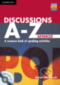 Discussions A - Z: Advanced - Adrian Wallwork