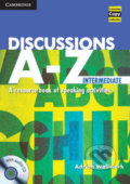 Discussions A - Z: Intermediate - Adrian Wallwork