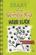 Diary of a Wimpy Kid: Hard Luck - Jeff Kinney