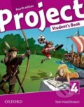 Project 4 - Student's Book - Tom Hutchinson