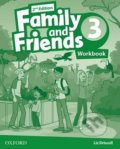 Family and Friends 3 - Workbook - Naomi Simmons