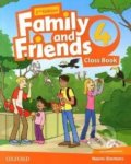 Family and Friends 4  - Class Book - Naomi Simmons
