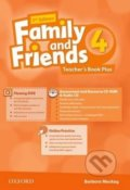 Family and Friends 4 - Teacher's Book - Barbara Mackay