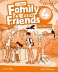 Family and Friends 4 - Workbook - Naomi Simmons