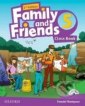 Family and Friends 5 - Class Book - Naomi Simmons, Tamzin Thompson