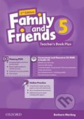 Family and Friends 5 - Teacher's Book - Barbara Mackay