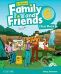 Family and Friends 6 - Class Book - Jenny Quintana