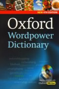 Oxford Wordpower Dictionary with CD-ROM -