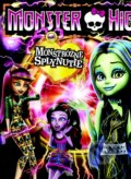 Monster High: Monštruózne splynutie - Mike Fetterly, Steve Sacks