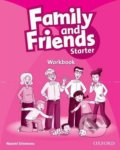 Family and Friends - Starter - Workbook - Naomi Simmons