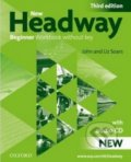 New Headway - Beginner - Workbook without key - John Soars, Liz Soars
