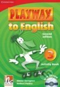 Playway to English 3 - Activity Book - Günter Gerngross, Herbert Puchta