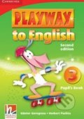 Playway to English 3 - Pupil's Book - Günter Gerngross, Herbert Puchta
