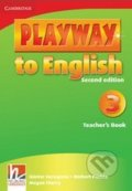 Playway to English 3 - Teacher's Book - Günter Gerngross, Herbert Puchta, Megan Cherry