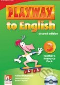 Playway to English 3 - Teacher's Resource Pack - Garan Holcombe, Günter Gerngross, Herbert Puchta
