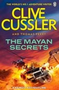 The Mayan Secrets - Clive Cussler, Thomas Perry