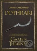 Living Language Dothraki - David J. Peterson