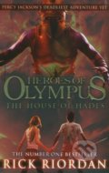 Heroes of Olympus: The House of Hades - Rick Riordan