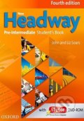 New Headway  Pre-Intermediate - Student's Book - John Soars, Liz Soars